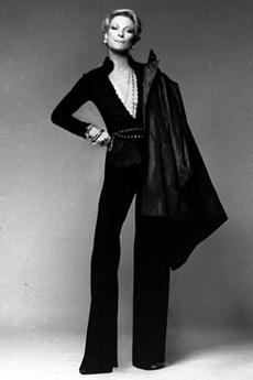 Kempner fashion line, inspired by fashion icon Nan Kempner