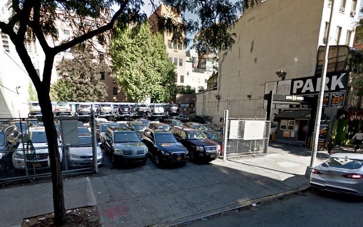 Let's Park Corporation's parking garage at 119 East 28th Street provides easy access to the NoMad neighborhood.