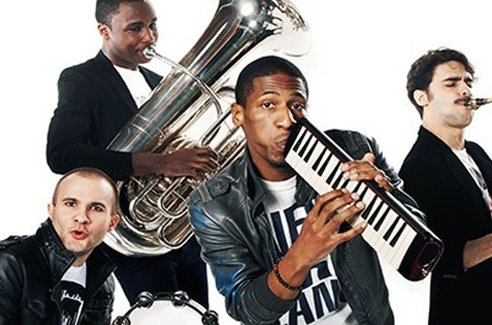 Jon Batiste residency at Nomad Hotel