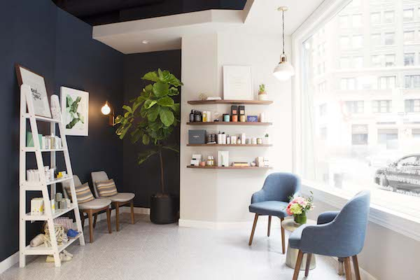 Heyday Facial opens a pop-up store and expands into TriBeCa