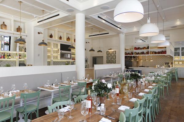 Have Easter Brunch at La Pecora Bianca Italian Cucina
