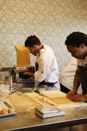 La Pecora Bianca Kitchen