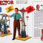 Gilbert Toys Erector Set