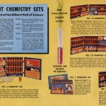 Gilbert Toys Chemistry Set