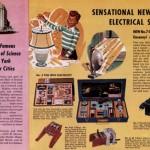 Gilbert Toys Electric Set