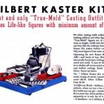 Gilbert Kaster Kit
