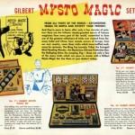 Gilbert Toys - Mysto Magic