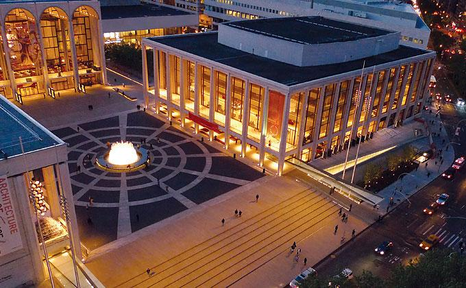 hg stones designed lincoln center plaza