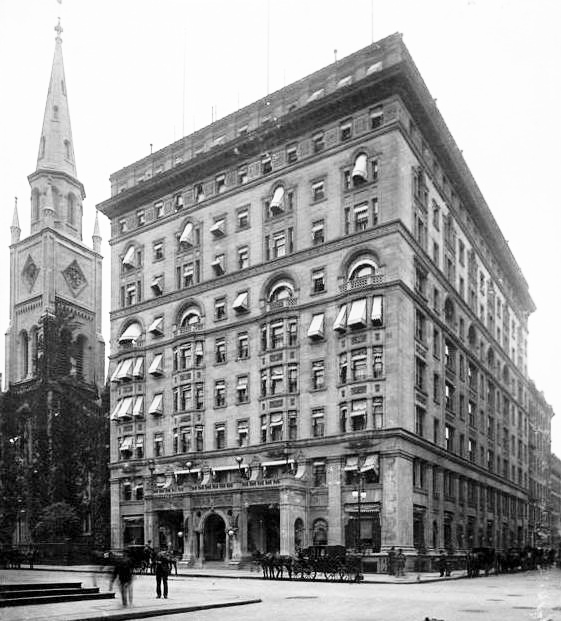 holland house in 1900