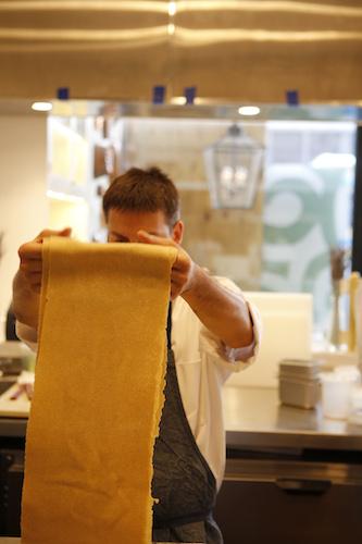 la Pecora biana fresh pasta