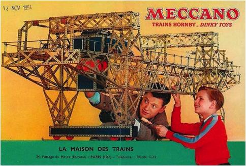 meccano erector set box