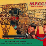 Meccano Erector Set Box