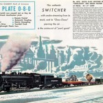 Nickel Plate from Gilbert Toys