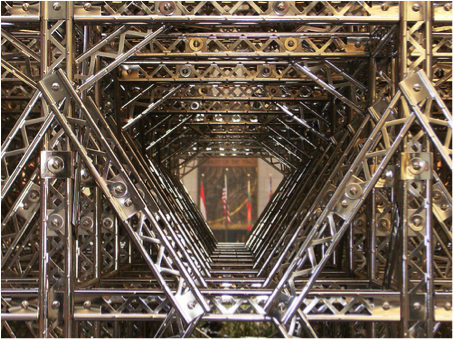 norman foster erector set inspired architecture