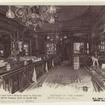 "Bar Room of ""The Corner"""