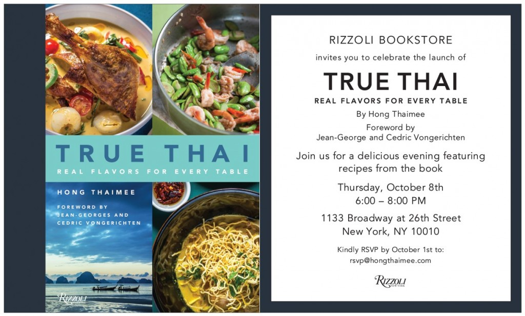 True thai rizzoli book launch chef hong thaimee true thai rizzoli book launch forumfinder Images