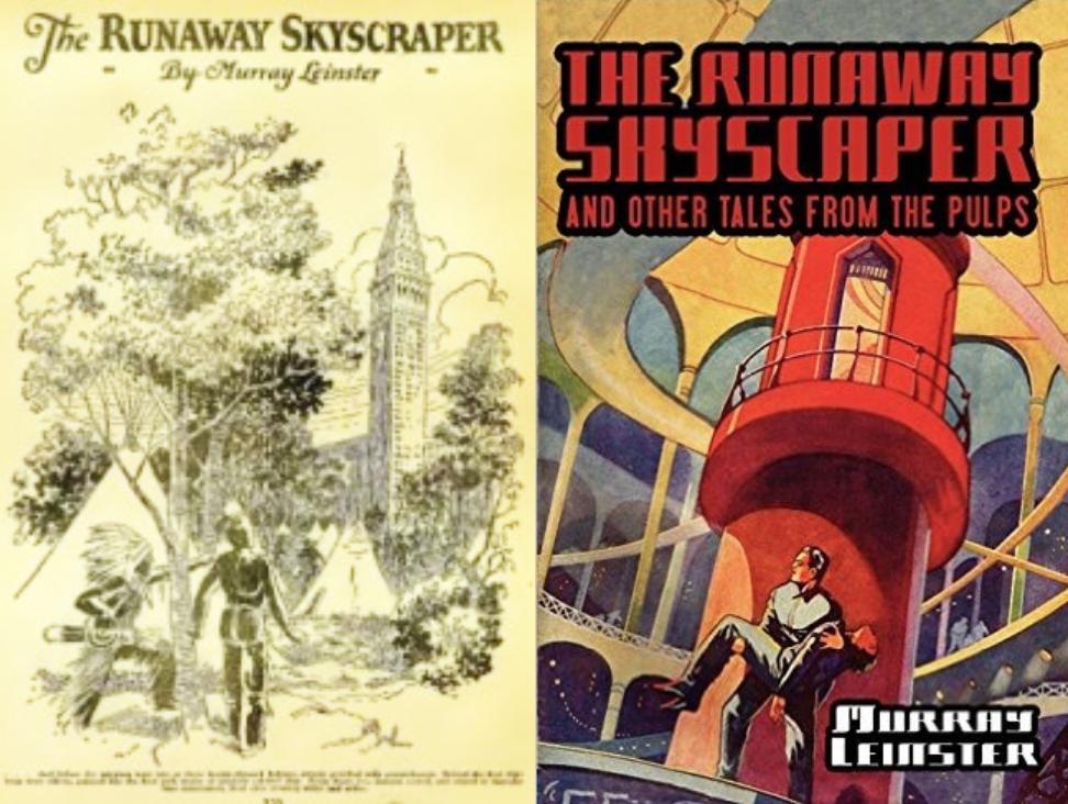 the runaway skyscraper bookcover