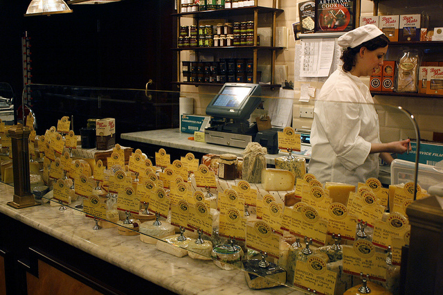 artisinal fromagerie bistro located at 287 park ave