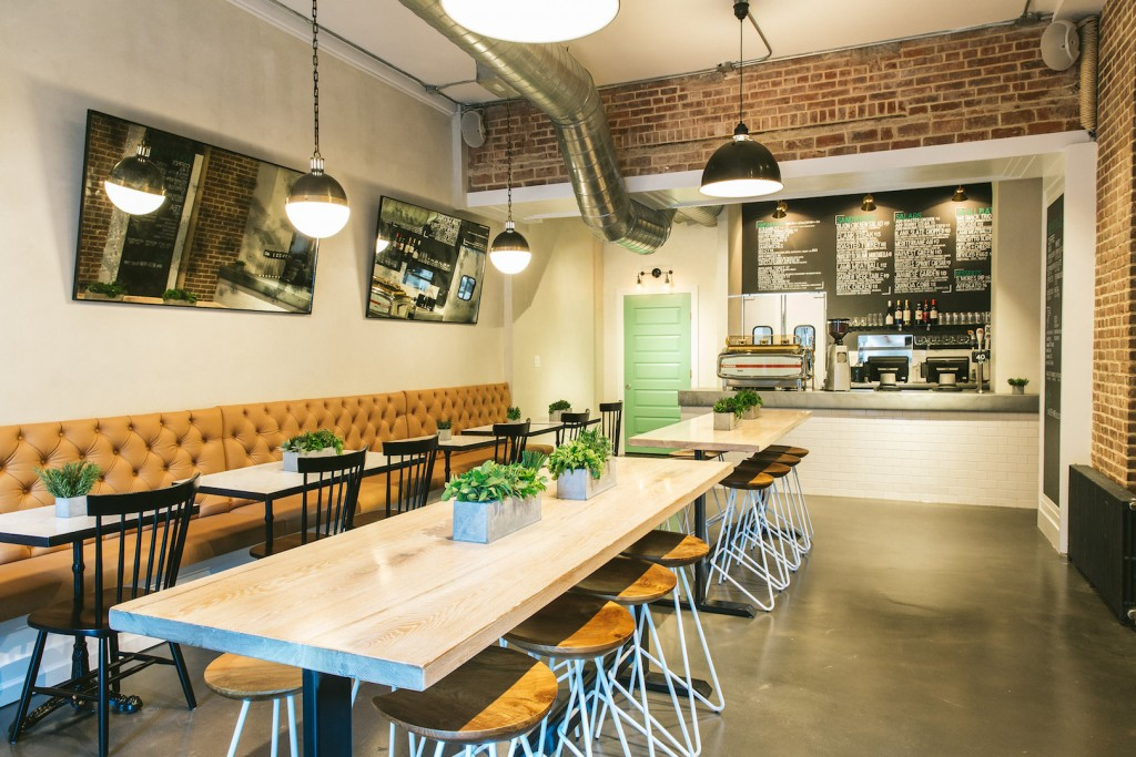 blank slate coffee kitchen opens at 121 madison ave