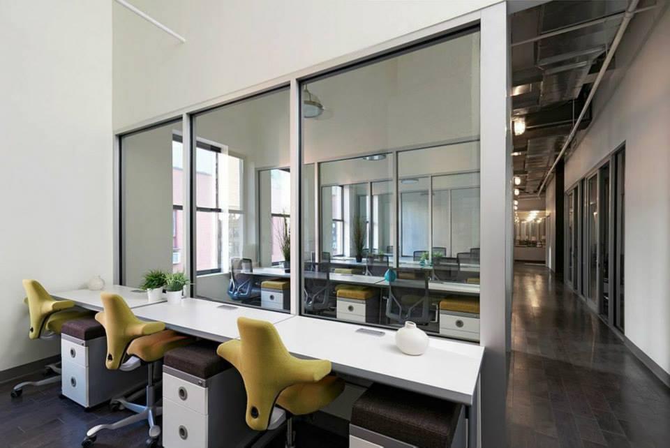 District Cowork Interior