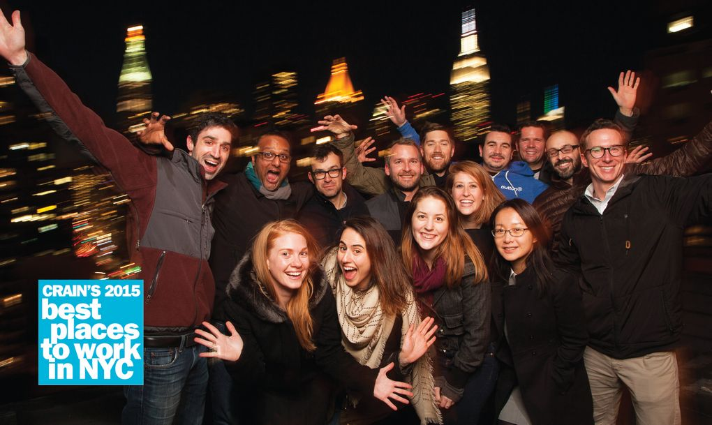 crains best places to work in nyc 2015 includes nomad companies