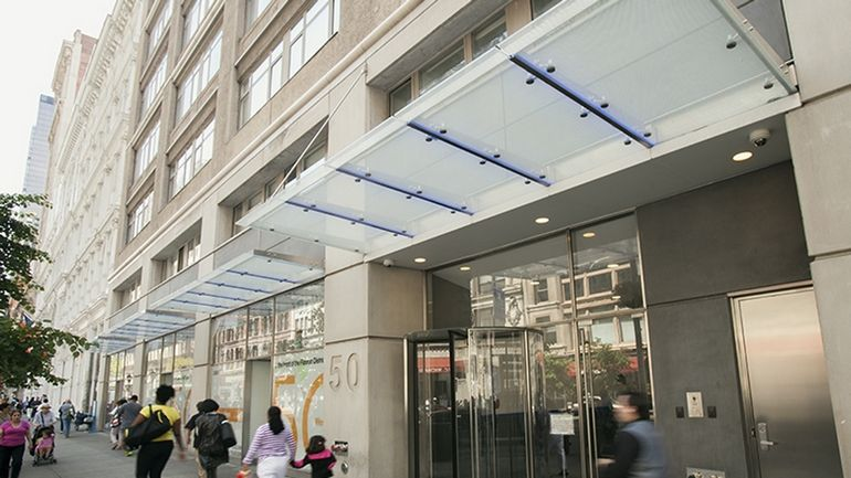 Dropbox new office at 50 west 23rd street