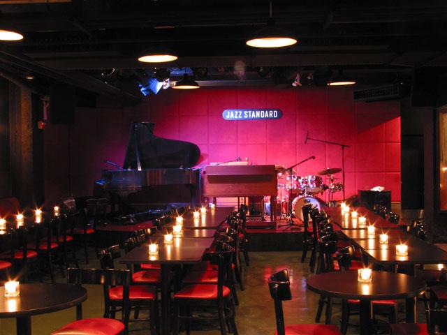 Valentines Day Date Ideas Jazz Standard NYC