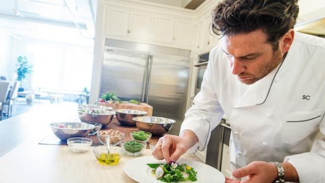 Impero Caffe is led by celebrity chef Scott Conant and opens in NoMad
