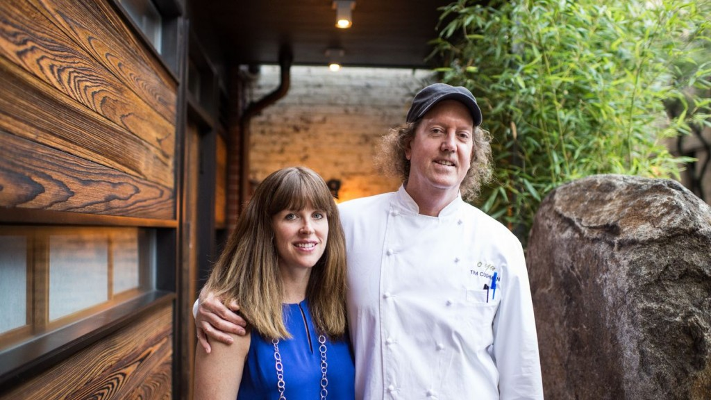 tim and nancy cushman bring covina to the park south hotel