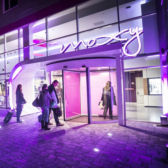 The Moxy hotel brand launches in the USA with a NoMad Location in 2018