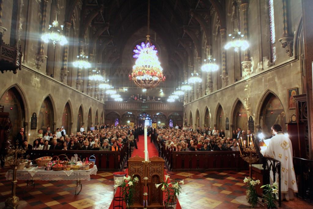 Donate now to rebuild Saint Sava Serbian Orthodox Cathedral
