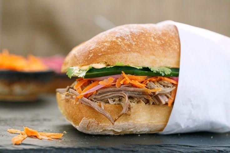 Come celebrate the Num Pang Sandwich Shop Cookbook at Rizzoli Bookstore