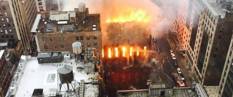 St Sava Orthodox church suffered a destructive Easter fire this past weekend.