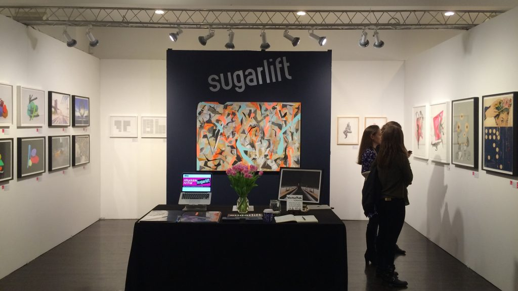 Wright Harvey of Sugarlift Gallery discusses its new location in NoMad