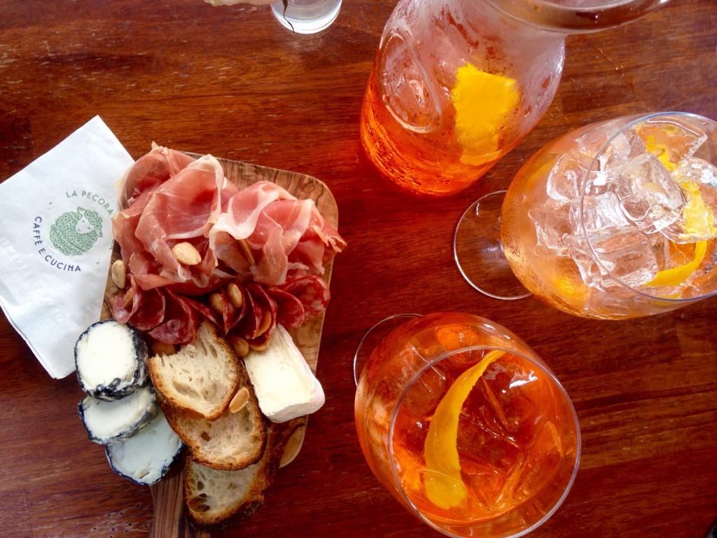 LPB aperitivo happy hour near chelsea, flatiron and nomad nyc