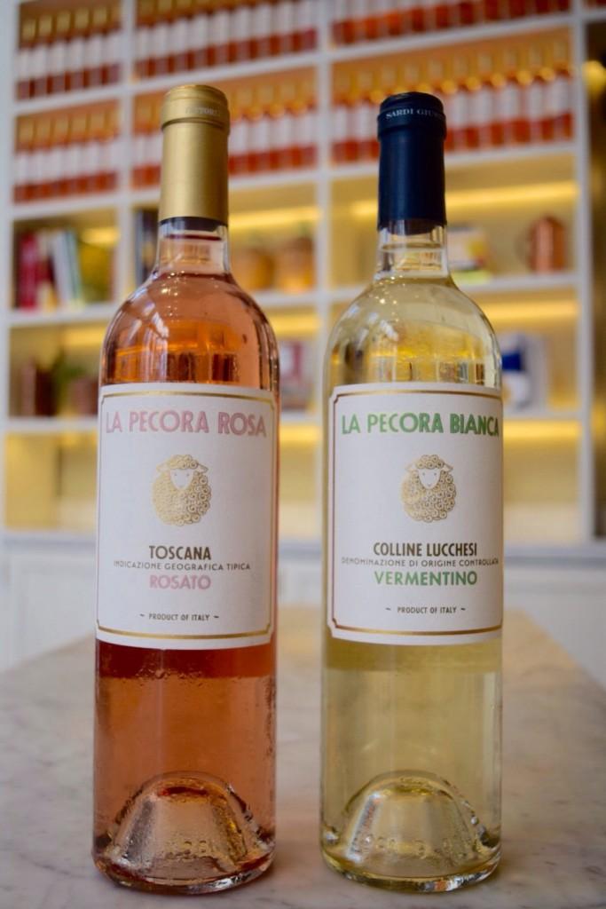 rosato vermentino wines at LPB