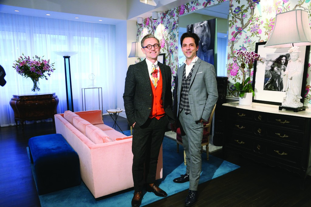 Salon Ruggeri marks its first year in NoMad with a profile in Vanity Fair