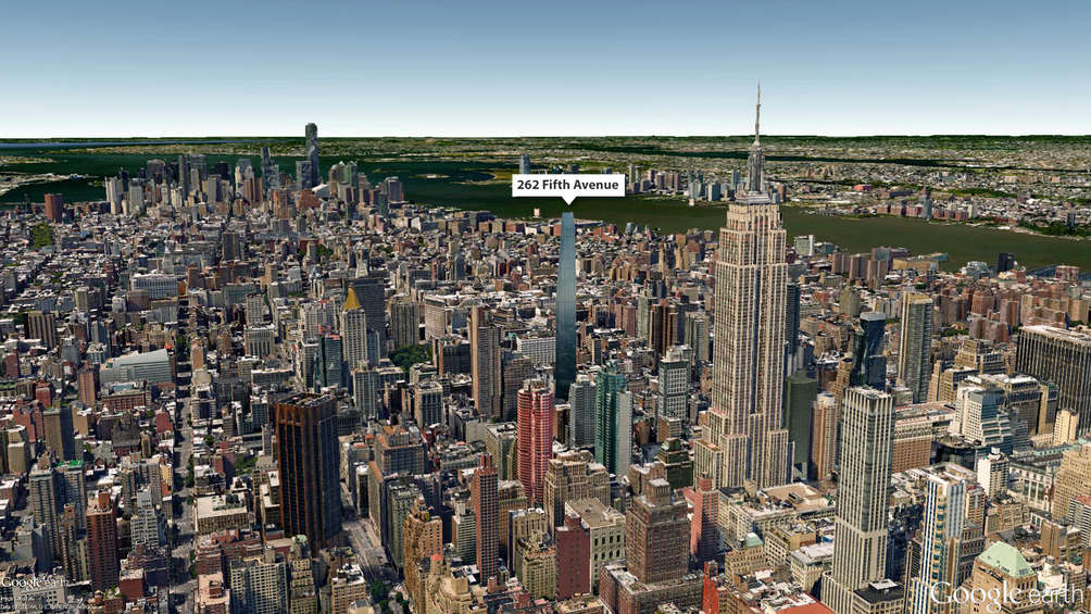 254 fifth ave tower conceptual photo
