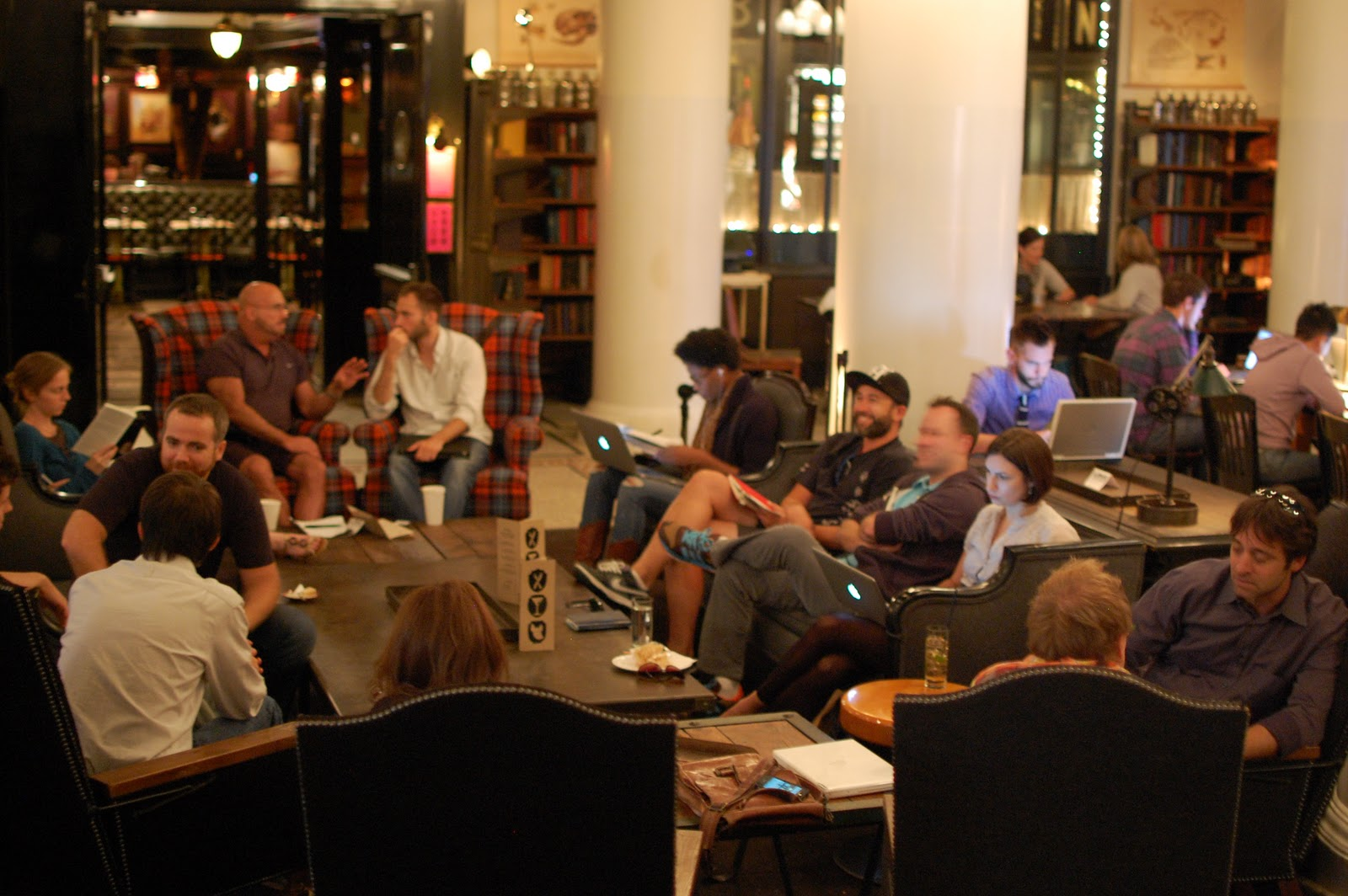 office coffee shop. Ace Hotel Lobby Named Among \u201cBest Coffee Shop Offices\u201d In NYC - Experience NoMad : Office C