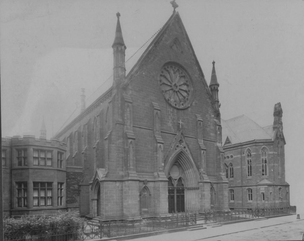 Trinity Chapel NYC St Sava