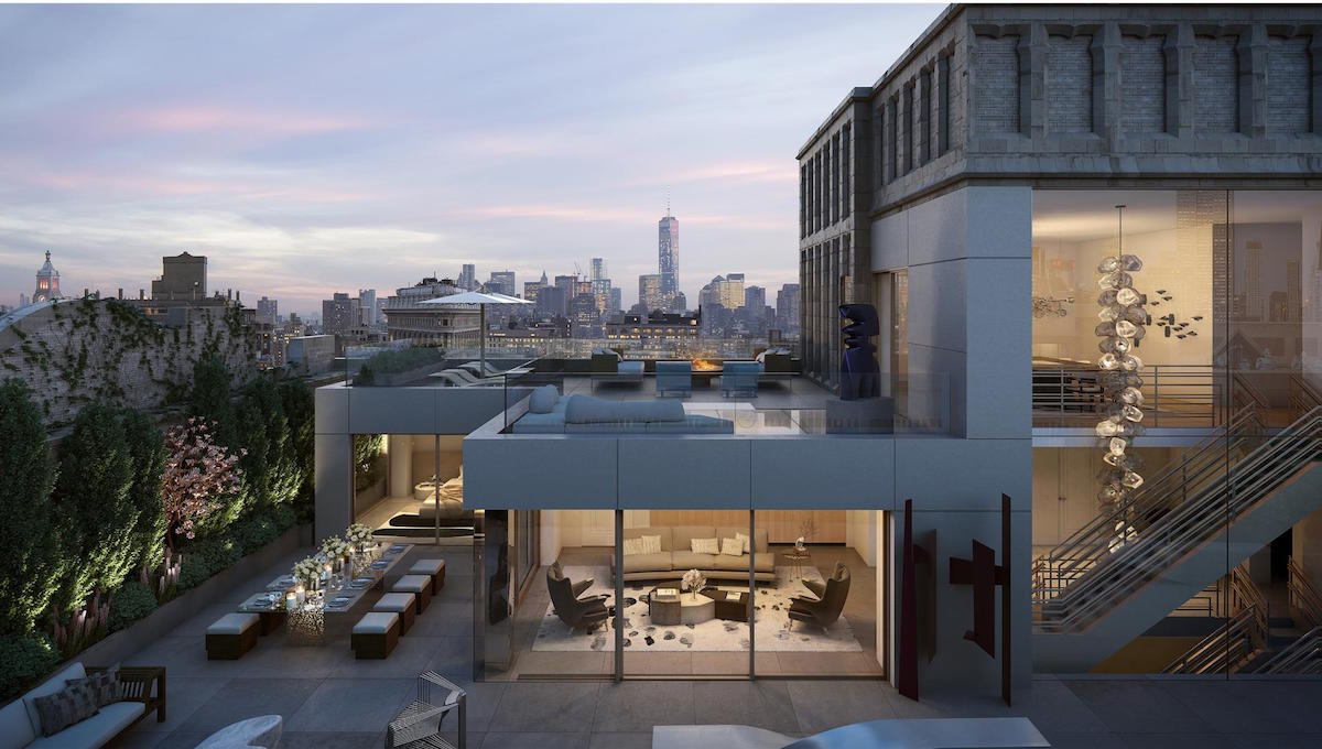 212 fifth avenue penthouse showing higher real estate prices in nomad