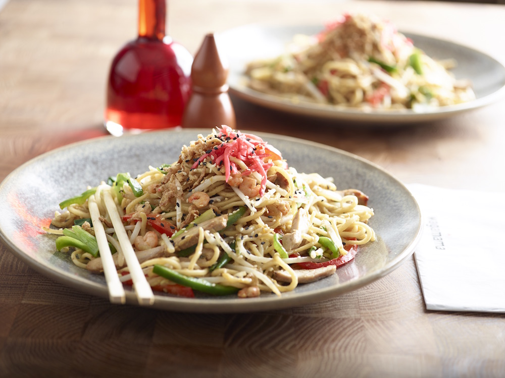 Try out the Wagamama recipe for Yaki Soba
