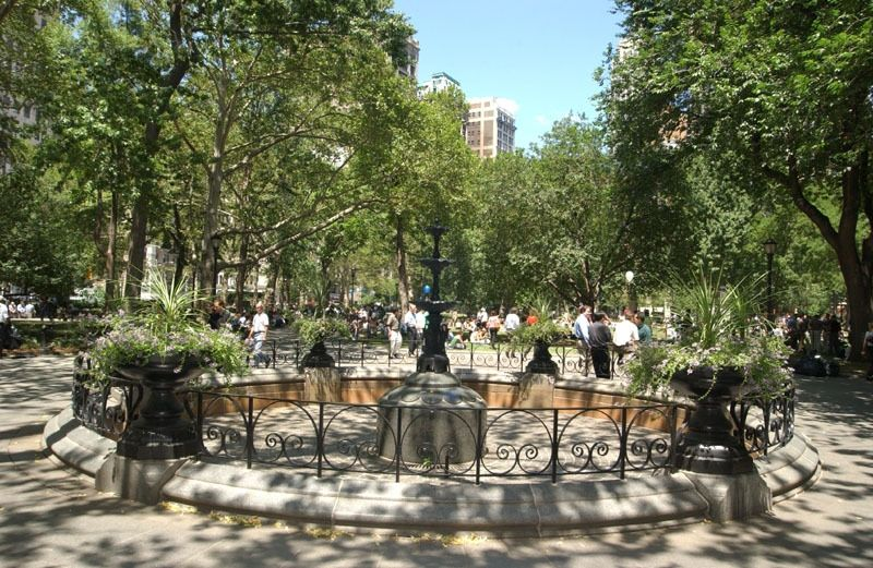 Fill out the commuinity survey and win a free madison square park conservancy membership