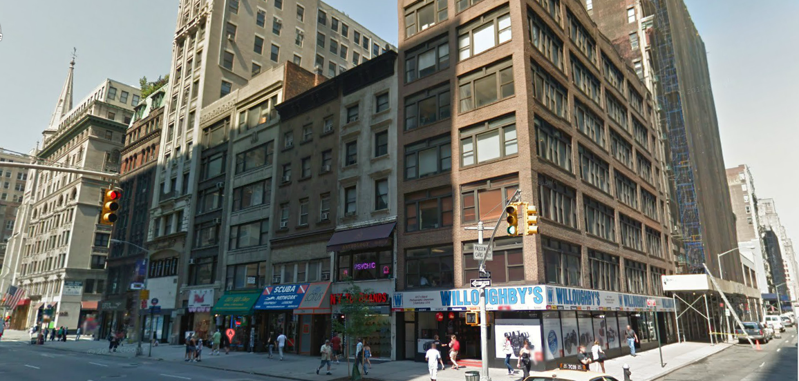292 fifth Avenue in NoMad was the subject of a major sale for new hotel development.