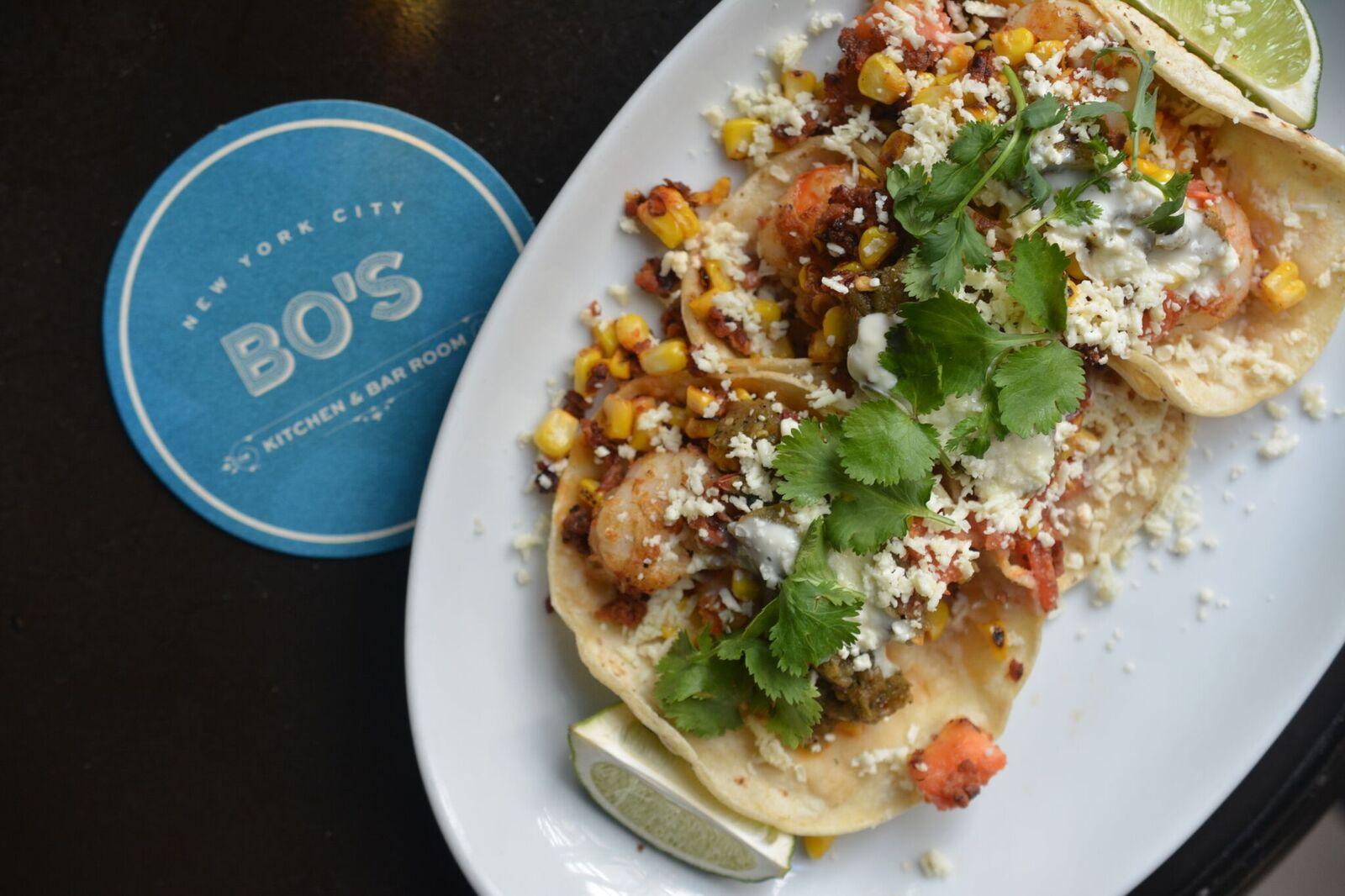 Bo S Kitchen And Bar Room Restaurant Week