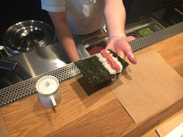 NoMad welcomes Kazunori sushi to the neighborhood