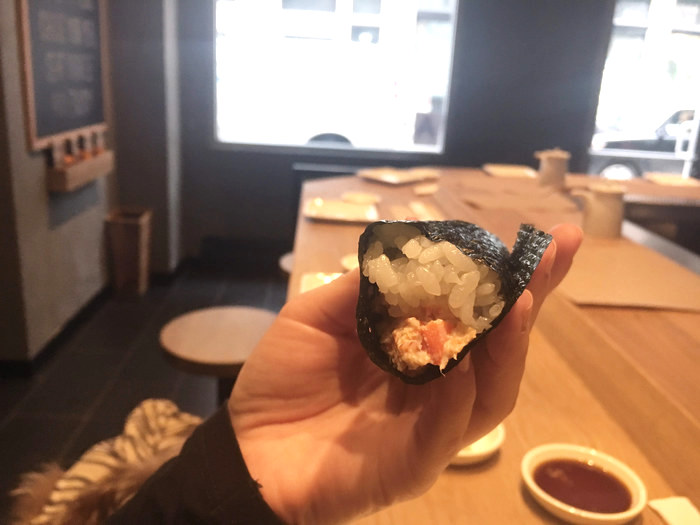 Yellowtail Belly Sushi NoMad Welcomes KazuNor...