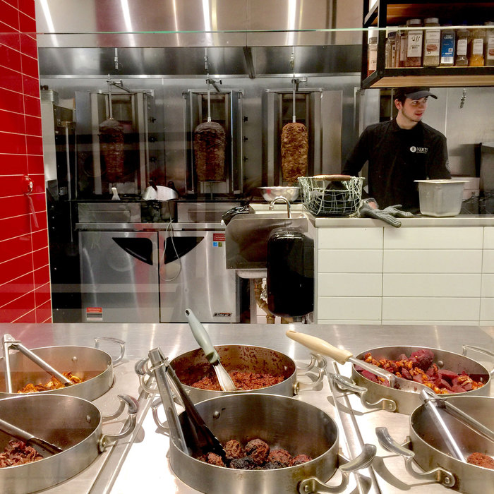 Nyc Kitchen: VERTS Brings Healthy Mediterranean Fare To NoMad