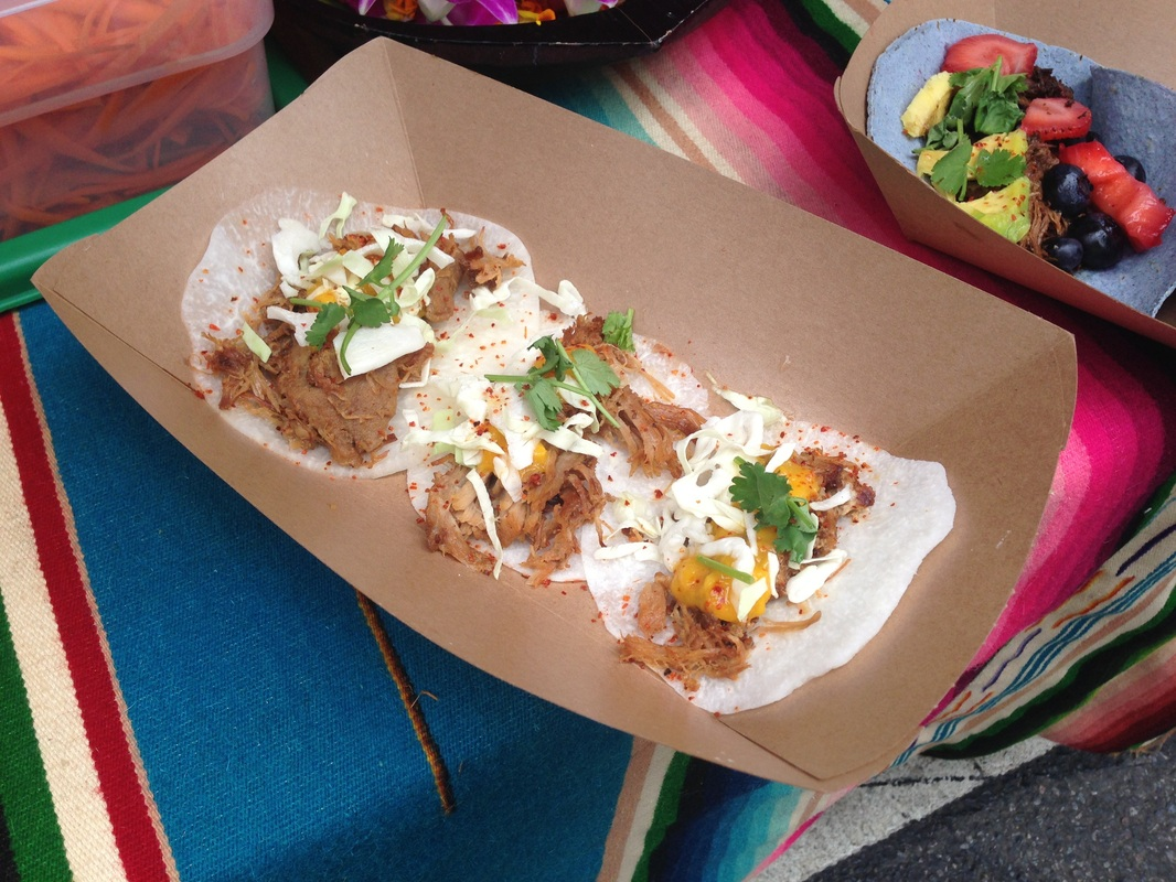 Jicama California Street Food comes to Mad Sq Eats