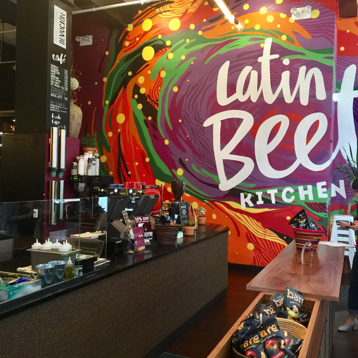 Try Latin Beet and other fast casual restaurants in NoMad NYC.
